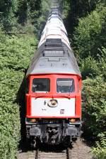 BR 232/35218/die-232-241-0-zwischen-wuelfrath-und Die 232 241-0 zwischen Wülfrath und Ratingen am 24,08,09