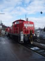 br-290-296-v-90/55274/die-br-294-845-3-steht-am Die BR 294 845-3 steht am 21.02.2010 in Stolberg abgestellt.