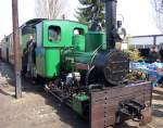 Eisenbahn-Romantik/34441/impressionen-vom-frankfurter-feldbahnmuseum-vom-01 Impressionen vom Frankfurter Feldbahnmuseum vom 01. April 20007. Die Besigheim hat bereits angekoppelt und wartet auf grünes Licht